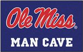 Fan Mats Univ. of Mississipi Man Cave Ulti-Mat