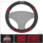 Fan Mats Ohio State Univ. Steering Wheel Cover