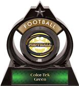 "Hasty Awards Eclipse 6"" Classic Football Trophy"