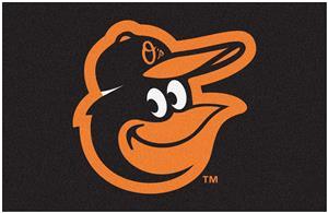Fan Mats MLB Baltimore Orioles Starter Mat