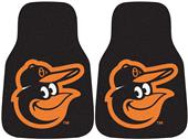 Fan Mats Baltimore Orioles Carpet Car Mats (set)