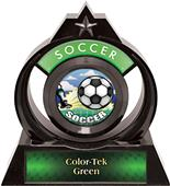 "Hasty Awards Eclipse 6"" HD Soccer Trophy"