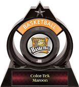 "Hasty Awards Eclipse 6"" Xtreme Basketball Trophy"