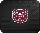 Fan Mats NCAA Missouri State Utility Mat
