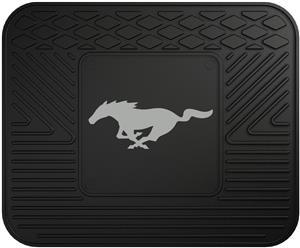 Fan Mats Ford Mustang Horse Utility Mat