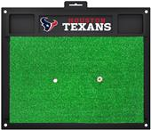 Fan Mats NFL Houston Texans Golf Hitting Mat