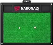 Fan Mats MLB Washington Nationals Golf Hitting Mat