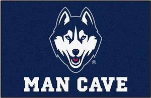 Fan Mats Univ. of Connecticut Man Cave Starter Mat