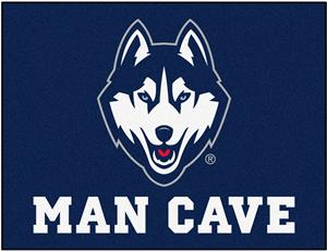Fan Mats Univ of Connecticut Man Cave All-Star Mat