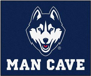 Fan Mats UCONN Man Cave Tailgater Mat