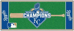 World Series Champs KC Royals Baseball Runners