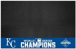 World Series Champions KC Royals Grill Mats