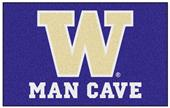 Fan Mats NCAA Univ of Washington Man Cave UltiMat