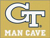 Fan Mats Georgia Tech Man Cave All-Star Mat