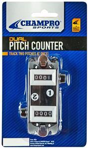 Champro Baseball/Softball Dual Pitch Counter