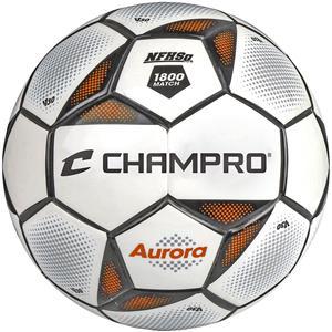 Champro Aurora Thermal-Bonded NFHS Soccer Balls
