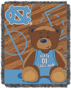 Northwest NCAA UNC Baby Fullback Throw