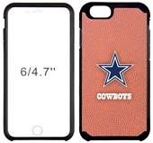 Dallas Football Pebble Feel iPhone 6/6 Plus Case