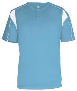 Badger Youth Pro Placket Baseball Jerseys