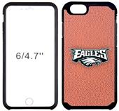 Eagles Football Pebble Feel iPhone 6/6 Plus Case