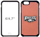 Eagles Football Pebble Feel iPhone 6/6 Plus Case