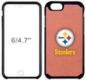 Steelers Football Pebble Feel iPhone 6/6 Plus Case