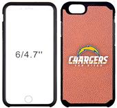Chargers Football Pebble Feel iPhone 6/6 Plus Case