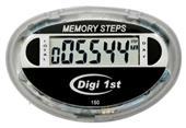 Digi 1st P-150 Dual Step Pedometer