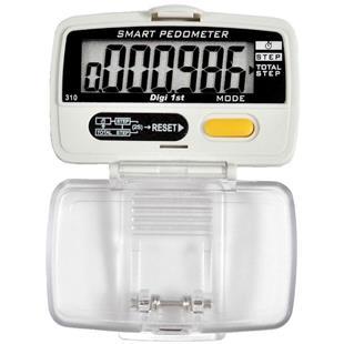 Digi 1st P-C10 Dual Step Pedometer Activity Timer