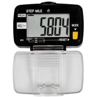 Digi 1st P-C20 Pedometer w/Step, Distance Activity