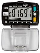 P-250 Step Goal Tracking Pedometer Speed Counter