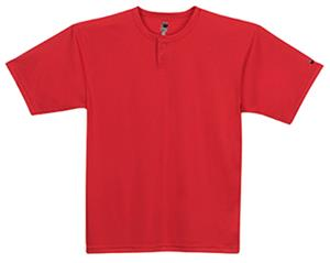 Badger B-Core Placket Baseball Jerseys