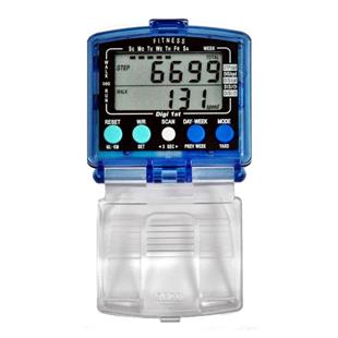 Digi 1st P-060 Dual Display Fitness Pedometer
