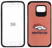 Denver Football Pebble Feel Galaxy S6/S6 Edge Case