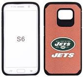 Jets Football Pebble Feel Galaxy S6/S6 Edge Case
