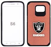 Raiders Football Pebble Feel GalaxyS6/S6 Edge Case