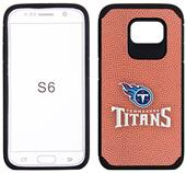 Titans Football Pebble Feel Galaxy S6/S6 Edge Case