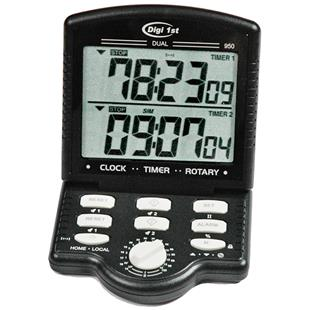 Digi 1st J-950 Jumbo Dual Display Count Timer