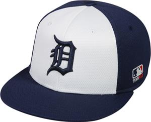 OC Sports MLB Detroit Tigers Colorblock Cap