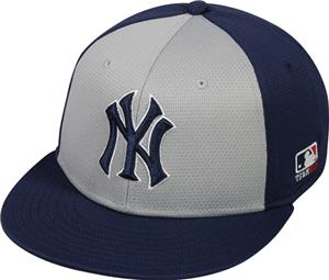 OC Sports MLB New York Yankees Colorblock Cap