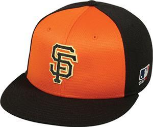 OC Sports MLB San Francisco Giants Colorblock Cap