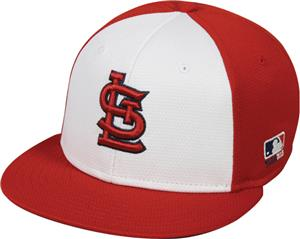 OC Sports MLB St Louis Cardinals Colorblock Cap