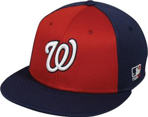 OC Sports MLB Washington Nationals Colorblock Cap