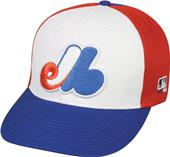 OC Sports Cooperstown MLB Montreal Expos Cap