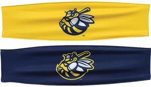 OC Sports MiLB Bees Reversible Cooling Headband