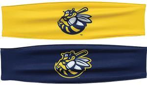 OC Sports MiLB Bees Reversible Cooling Headband
