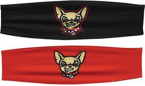 MiLB Chihuahuas Reversible Cooling Headband