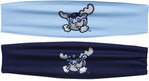 OC MiLB Blue Rocks Reversible Cooling Headband