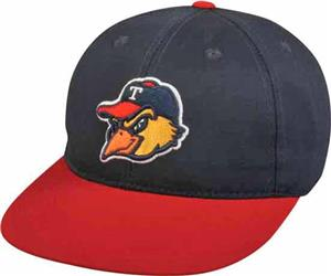 OC Sports MiLB Toledo Mud Hens Replica Cap
