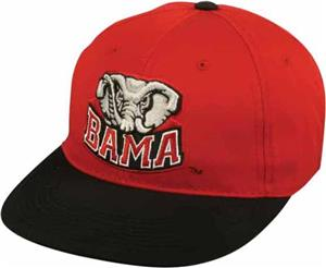 OC Sports COL-275 College Crimson Tide Cap